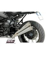 "SC-Project ""70s Style"" Dual Exhaust 2014-2018 BMW R nineT"