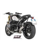 SC-Project Angled Conic Exhaust 2014-2018 BMW R nineT