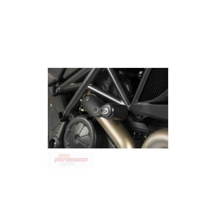 Frame Sliders R/&G Aero style Ducati Diavel