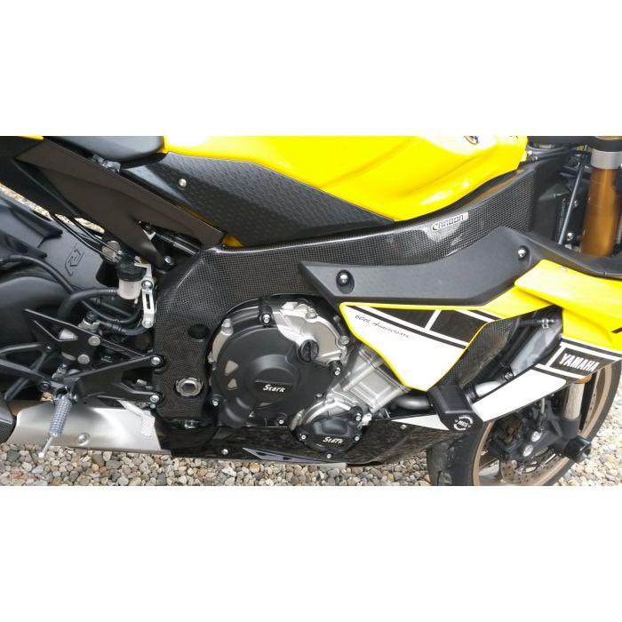 2015-2017 Yamaha YZF R1 Carbon Fiber Front Fairing