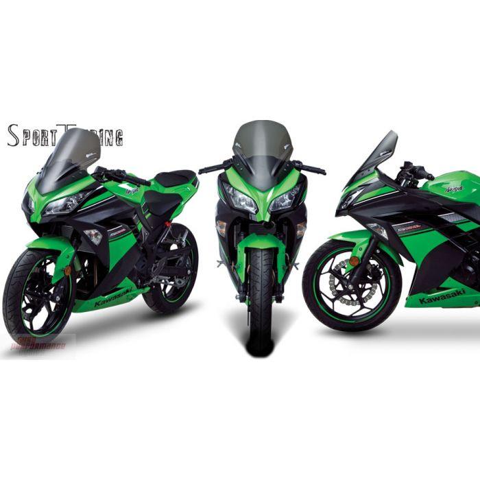 8 Colors For Kawasaki Ninja 250 300 Z250 Z300 Side Kick Stand Extension Titanium