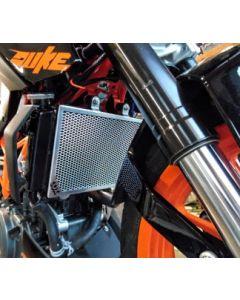 Cox Racing Radiator Guard KTM Duke 390