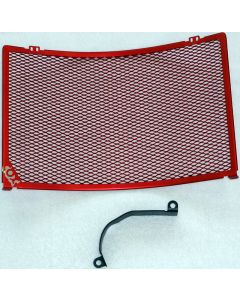 Cox Racing Aluminum Radiator Guard Ducati Monster 1200