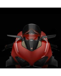 """Rizoma """"STEALTH"""" Sport Mount Style Winglet Mirror Set Ducati Panigale V2 / V4 / S / SP / Speciale"""