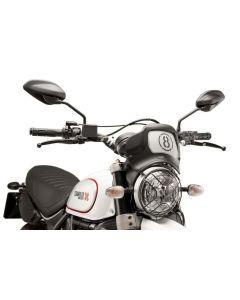 Puig Front Number Holder Plate Ducati Scrambler