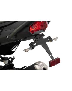 Puig License Plate Support Kawasaki Versys-X 300