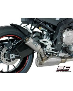 SC Project CR-T Exhaust 2017- BMW S1000R