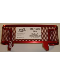 Cox Racing Oil Cooler Guard 2007-2010 Hypermotard