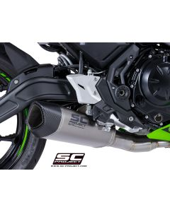 SC Project SC1-R Full Exhaust System 2017-2018 Ninja 650