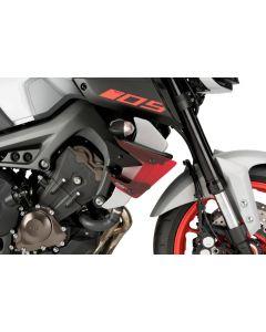 Puig Naked Bike Downforce Spoilers 2020- Yamaha FZ09 / MT-09