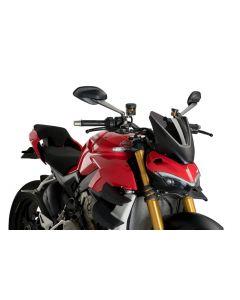 Puig New Generation Sport Screen 2021- Ducati Streetfighter V4