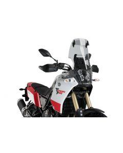 Puig Touring Windscreen with Adjustable Visor 2019- 2020 Yamaha Tenere 700