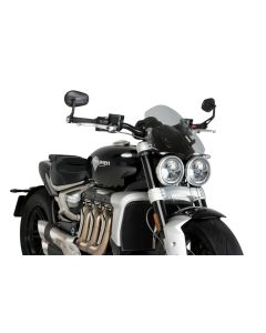 Puig New Generation Windscreen 2020- Triumph Rocket 3