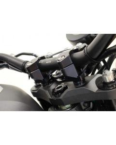Gilles Tooling Adjustable Handlebar Risers Yamaha XSR900