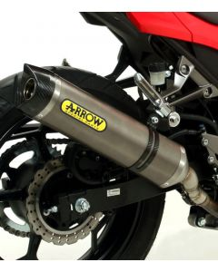 Arrow Street Thunder Exhaust Kawasaki Ninja 250 / 300