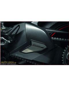Ducati Performance Carbon Swingarm Guard - Ducati Panigale V4/S