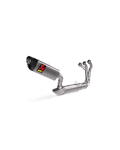 Akrapovic Racing Line (Titanium) Full Exhaust 2021- Yamaha FZ09