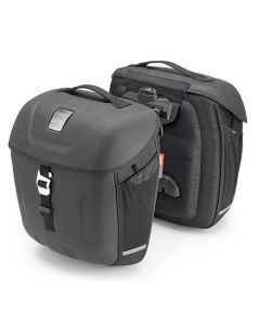 Givi Metro-T MT501 Multilock Side Bags 18 Liters