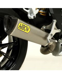 Arrow Trophy Silencer 2014-2016 MV Agusta Brutale 800 Dragster