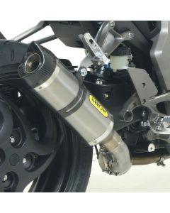 Arrow Street Thunder Exhaust Honda CB1000R