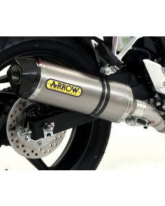 Arrow Race-Tech Exhaust System 2014-2016 Honda CBR300R