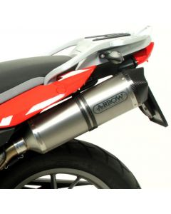 Arrow Race-Tech Silencer 2011-2016 BMW G650 GS