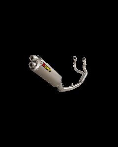 Akrapovic Racing Line (Titanium) Full Exhaust 2021- Honda CRF1100L/Sports Africa Twin