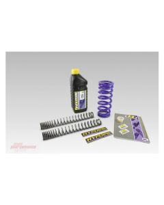 Hyperpro -20mm  Combination Springs Lowering Kit 2020- Yamaha Tracer 700
