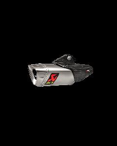Akrapovic Slip-on Line Exhaust 2021- Yamaha YZF-R1