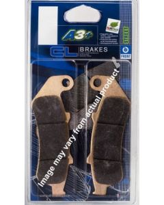 CL Brakes Performance Brake Pads Honda CBR500R CB500F /X