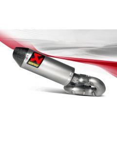 Akrapovic Slip-on Line Exhaust 2014-2016 Honda CBR1000RR / ABS