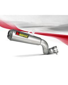 Akrapovic Slip-on Line (Titanium) Exhaust 2016 Honda CBR1000RR / ABS