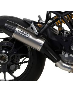 Arrow Jet Race Titanium Silencer Ducati Monster 821 / 1200