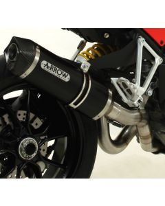 Arrow Race-Tech Exhaust 2010-2014 Ducati Multistrada 1200