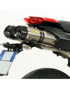Arrow Street Thunder Exhaust Ducati Hypermotard 796