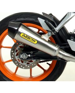 Arrow X-Kone Silencer KTM 390 Duke
