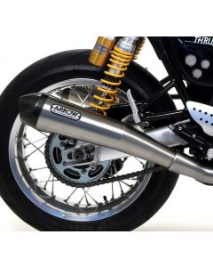 Arrow Pro Racing Exhaust for Triumph Thruxton 1200 / 1200R