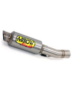 Arrow GP2 Silencer 2016-2017 Honda CBR500R / CB500F