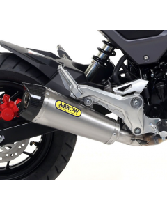 Arrow X-Kone Full Exhaust System 2016-2017 Honda Grom