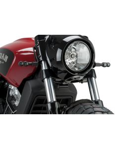 Puig Front/Rear Turn Indicator Support for Puig Turn Indicators '18-'19 Indian Scout Bobber
