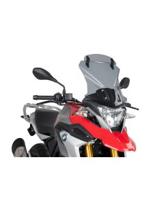 Puig Touring Windshield with Visor 2017- BMW G310GS