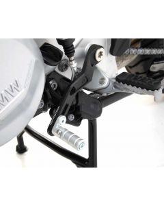 SW-MOTECH Adjustable Folding Gear Change Lever '19-'20 BMW F750 GS / F850 GS / F850 GS Adventure