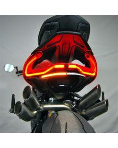 New Rage Cycles MV Agusta Brutale 1000 LED Fender Eliminator Kit