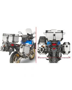 Givi Outback Sideframes '16 - '18 Honda CRF1000L Africa Twin