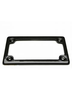 Shift-Tech Carbon Fiber License Plate Frame