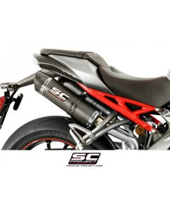 SC-Project GP-Tech Exhaust 2016-2018 Triumph Speed Triple R/S/RS