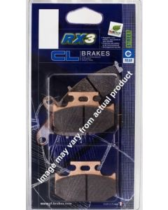 CL Brakes Rear Brake Pads for Buell models