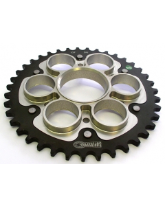 Supersprox Stealth Rear Sprocket (520 Conversion) 2009-2011 1198 / 2007-2013 1098 / Streetfighter / S