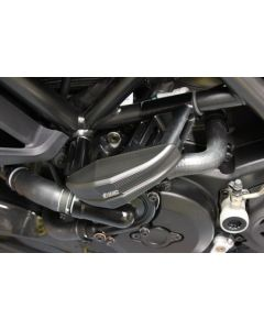 "GSG Mototechnik ""Street Line"" Frame / Engine Protectors 2011- Ducati Diavel"