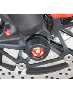 GSG Mototechnik Front / Rear Axle Sliders Ducati 1199 / 1299 Panigale